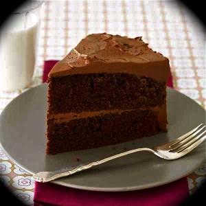 Flo Braker's Flourless Chocolate Torte