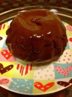 Chocolate and Beet Fudge Cake