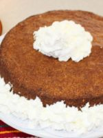 Karidopita (Greek Walnut Cake)