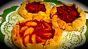 Fruit Gallette