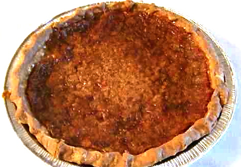Exceptional Maple Sugar and Maple Syrup Vanilla Pies