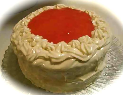Vanilla Queen\u0027s Cake