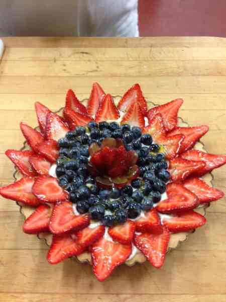 2-fruit tart