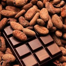 cocoa beans & chocolate 225x225