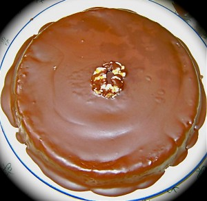 Flo Braker flourless chocolate torte