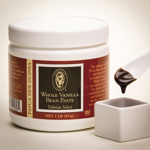 Tahitian Select Vanilla Bean Paste