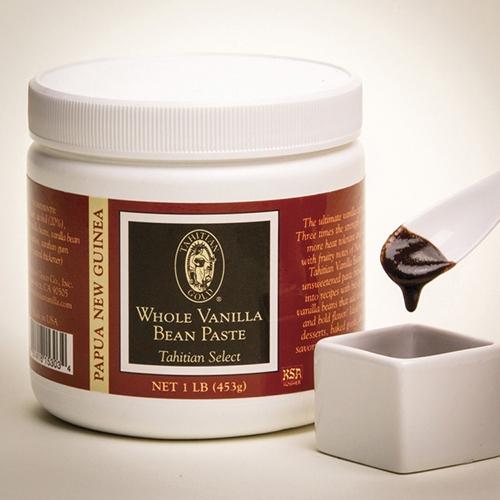 Tahitian Select Vanilla Bean Paste