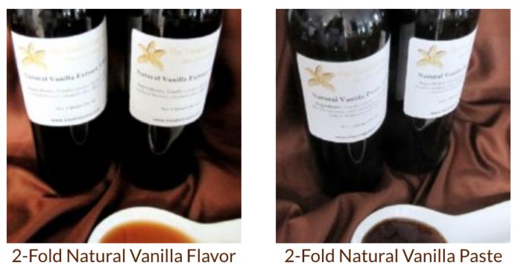 Difference Between Pure Vanilla Extract, Vanilla Flavor, Natural