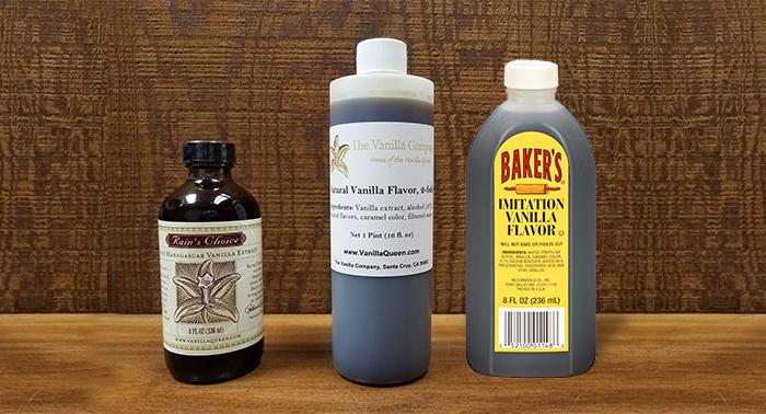 Difference Between Pure Vanilla Extract, Vanilla Flavor