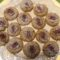 Double Pecan Thumbprint Cookies