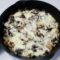 Earthy Delicious Baked Mushrooms with Cheese